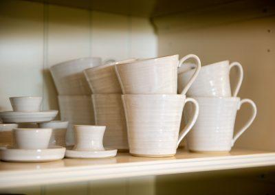 Hantverk coh keramik från närområdet